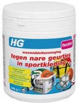 HG Wasmiddeltoevoeging tegen nare geurtjes in sportkleding
