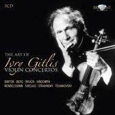 The Art Of Ivry Gitlis, Violin Concertos
