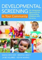 Developmental Screening in Your Community
