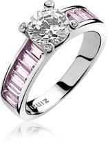 Zinzi - Zilveren Ring - Maat 54   ZIR775R54