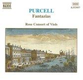 Purcell: Fantazias / Rose Consort of Viols