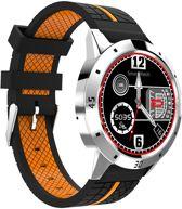 Smartwatch-Trends N6 - Smartwatch - Zilverkleurig