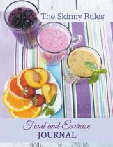The Skinny Rules Food and Exercise Journal