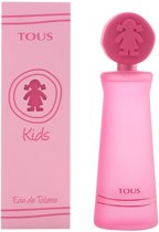 PROMO 2 stuks TOUS KIDS girl eau de toilette spray 100 ml