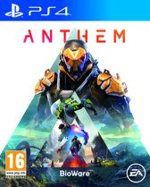 Cover van de game Anthem - PS4
