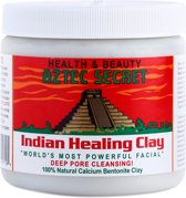 Aztec Secret - Indian Healing Clay - 1 lb. | Deep Pore Cleansing Facial & Body Mask