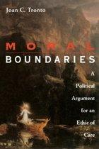 Moral Boundaries