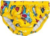 Zwemluier Dolfijn maat 6-12 maand
