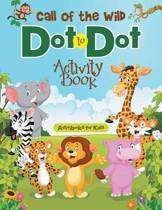 Call of the Wild Dot to Dot Activity Book