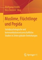Muslime, Fl chtlinge Und Pegida
