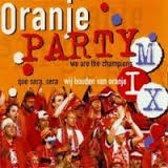 Oranje Party Mix
