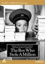 Boy Who Stole A Million (import) (dvd)