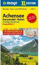 Mayr XL 429 Achensee, Karwendel, Rofan