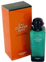 Hermès Eau d'Orange Verte - 100 ml - Eau de cologne
