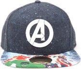 Marvel Avengers - Snapback Cap - Avengers Logo