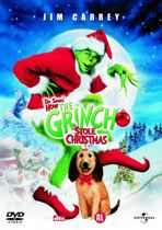 DVD cover van Dr. Seuss How The Grinch Stole Christmas