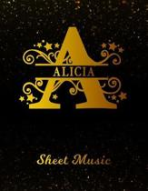 Alicia Sheet Music