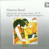 Ravel: Integrale De L'Oeuvre Pour Piano / Begona Uriarte et al