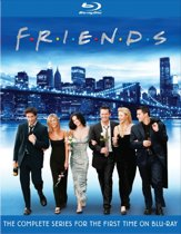DVD cover van Friends - De Complete Serie (Blu-ray)