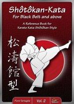 Shotokan-Kata for Black Belt and above - Vol. 2