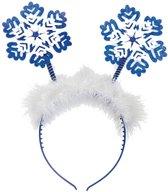 Sneeuwvlokken tiara