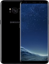 Samsung Galaxy S8 - 64GB - Midnight Black (Zwart)