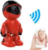 Eyzo Smart IP WiFi Robot Camera | HD Hoge Kwaliteit 960P