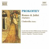 Prokofiev: Romeo and Juliet highlights, Cinderella Suite