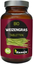 Hanoju Tarwegras pet flacon  Bio - 180 tabletten - Voedingssupplementen - Superfood