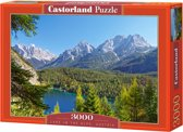 Lake in the Alps, Austria puzzel 3000 stukjes