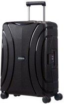 American Tourister Lock n Roll Spinner 55 Jet Black handbagage