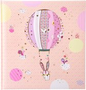 GOLDBUCH GOL-15452 Babyalbum BUNNY BALLOON als Fotoboek zonder tekst