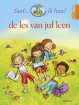 Boek Ssst Ik Lees De Les Van Juf Leen AV