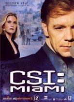 CSI: Miami - Seizoen 5, deel 2 (3DVD)