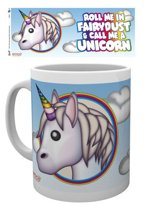 Emoji Unicorn fairy Blood