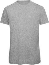 Senvi 5 pack Basic T shirt Maat XL Kleur Grijs