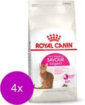 Royal Canin Fhn Savour Exigent - Kattenvoer - 4 x 4 kg