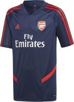 adidas Arsenal Trainingsshirt 2019/2020 Junior - Marine-Multicolour - Maat 164