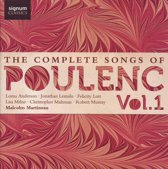 Milne/Anderson/Murray/Lott/Maltman/ - The Complete Songs Volume 1