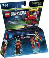 LEGO Dimensions - Fun Pack - LEGO Ninjago: Nya (Multiplatform)