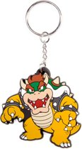 Nintendo - Bowser Rubber Keychain