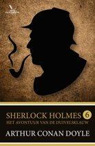 Sherlock Holmes 6 - Het avontuur van de duivelsklauw