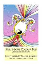 Spirit & Soul Colouring Book 1