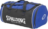 Spalding Sporttas Tube - Medium - Blauw