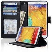 Samsung Note 3 Hoesje Case Zwart