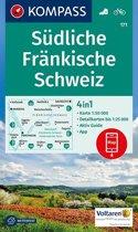 Kompass WK171 Südliche Fränkische Schweiz
