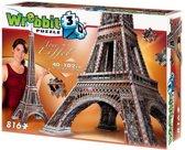 Eiffeltoren - 3D puzzel - 816 Stukjes