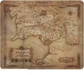 Lord Of The Ring Muismat  Rohan & Gondor map