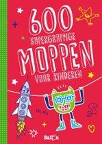 Moppenboeken 0 - 600 supergrappige moppen voor kinderen