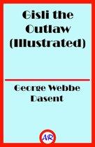 Gisli the Outlaw (Illustrated)